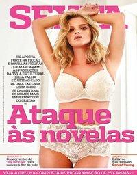 capa Revista Sexta de 9 outubro 2020