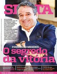capa Revista Sexta de 16 outubro 2020