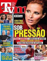 capa TV Mais de 20 outubro 2020