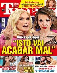 capa TV Mais de 21 outubro 2020