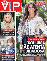 capa VIP de 7 outubro 2020