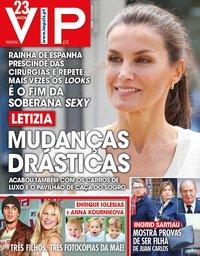 capa VIP de 14 outubro 2020