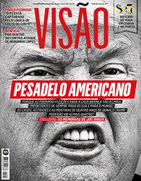 capa Visão de 8 outubro 2020