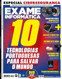 capa Exame Informática de 1 novembro 2020