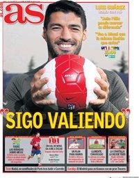 capa Jornal As de 7 novembro 2020