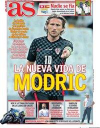 capa Jornal As de 14 novembro 2020