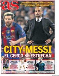 capa Jornal As de 20 novembro 2020