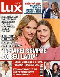 capa Lux de 12 novembro 2020