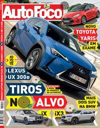 capa Revista Auto Foco de 3 dezembro 2020