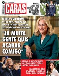 capa Revista Caras de 12 novembro 2020