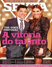 capa Revista Sexta de 6 novembro 2020