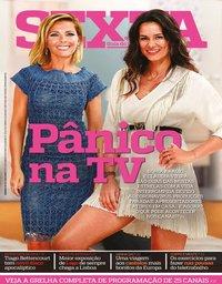 capa Revista Sexta de 13 novembro 2020
