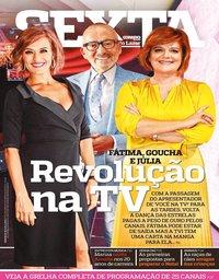 capa Revista Sexta de 20 novembro 2020