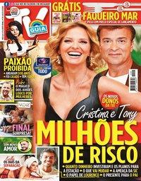 capa Revista TV Guia de 6 novembro 2020