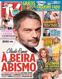 capa Revista TV Guia de 13 novembro 2020