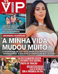 capa VIP de 4 novembro 2020