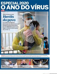 capa Domingo CM de 27 dezembro 2020