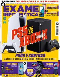 capa Exame Informática de 1 dezembro 2020