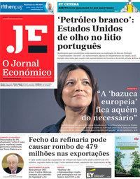 capa Jornal Económico de 25 dezembro 2020