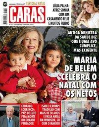 capa Revista Caras de 10 dezembro 2020
