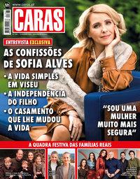 capa Revista Caras de 17 dezembro 2020