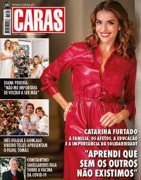 capa Revista Caras de 31 dezembro 2020