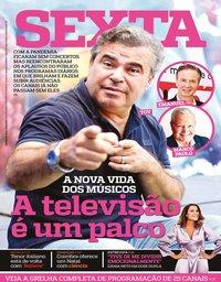 capa Revista Sexta de 4 dezembro 2020