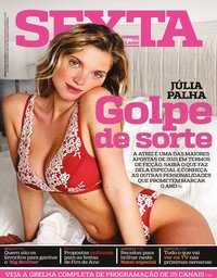 capa Revista Sexta de 18 dezembro 2020