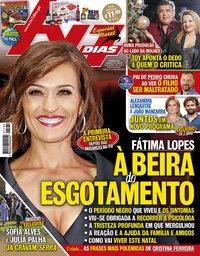 capa TV7 Dias de 5 dezembro 2020