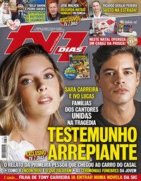 capa TV7 Dias de 12 dezembro 2020