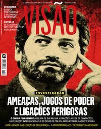 capa Visão de 10 dezembro 2020