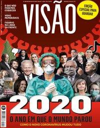 capa Visão de 24 dezembro 2020