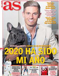 capa Jornal As de 1 janeiro 2021