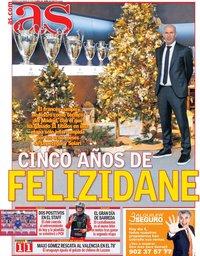 capa Jornal As de 5 janeiro 2021