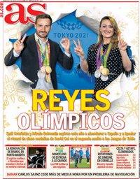 capa Jornal As de 6 janeiro 2021