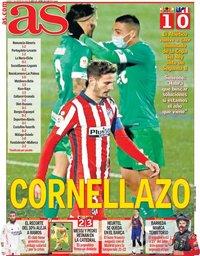 capa Jornal As de 7 janeiro 2021