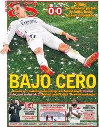 capa Jornal As de 10 janeiro 2021