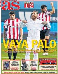 capa Jornal As de 15 janeiro 2021