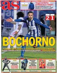 capa Jornal As de 21 janeiro 2021