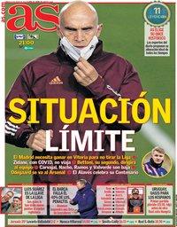 capa Jornal As de 23 janeiro 2021