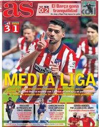capa Jornal As de 25 janeiro 2021