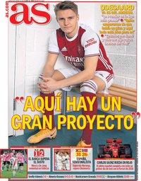 capa Jornal As de 28 janeiro 2021