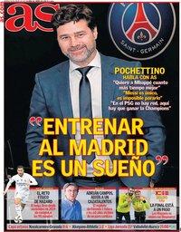 capa Jornal As de 29 janeiro 2021