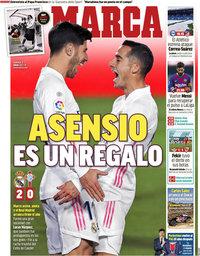 capa Jornal Marca de 3 janeiro 2021