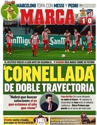 capa Jornal Marca de 7 janeiro 2021