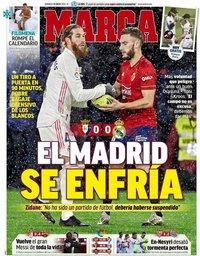 capa Jornal Marca de 10 janeiro 2021