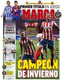 capa Jornal Marca de 13 janeiro 2021