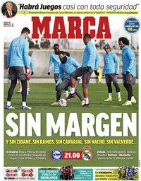 capa Jornal Marca de 23 janeiro 2021