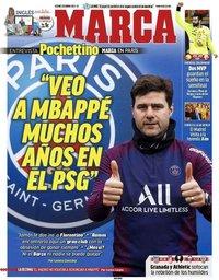 capa Jornal Marca de 29 janeiro 2021