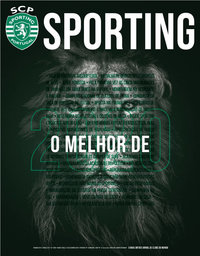 capa Jornal Sporting de 1 janeiro 2021
